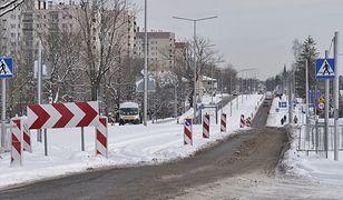 Bielsko-Biała. Pogoda pokrzyżowała plany drogowców, ale bez utrudnień dla kierowców się nie obędzie