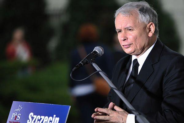 Kaczyński zaskoczony. Odmówili mu wynajmu sali w Historycznej Stołówce Stoczni Szczecińskiej