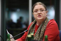 """Atak na biuro poselskie Krystyny Pawłowicz. """"Fani opozycji znowu wyrządzili szkodę"""""""