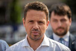 Trzaskowski ratuje wizerunek po wpadce z szybą. Wysłał na miejsce fachowca