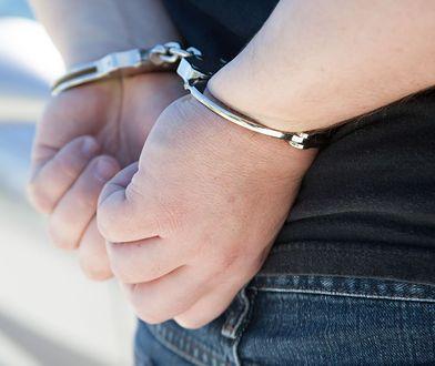 Mężczyzna spędził noc w policyjnym areszcie