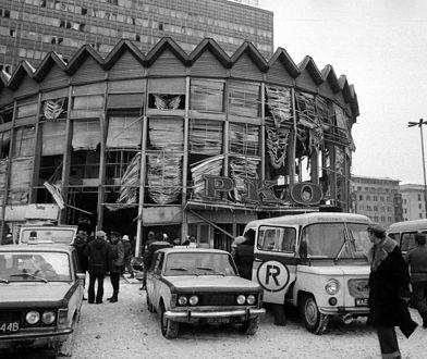 Wybuch w Rotundzie PKO. Dziś wypada jego 40. rocznica. Największa katastrofa w powojennej historii Warszawy