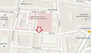 Wyciek gazu przy Barskiej. Ulica zamknięta dla ruchu