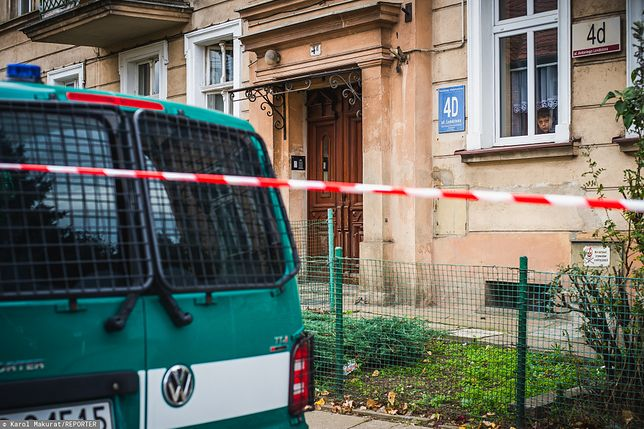 Gdańsk. Miejsce strzelaniny na ulicy Lendziona