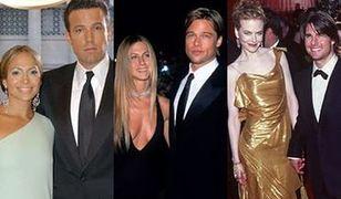 Najpiękniejsze pary na rozdaniu Oscarów! Dziś już nie są razem!