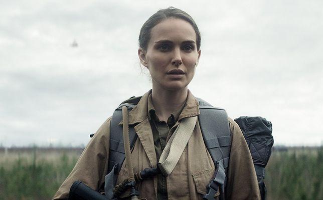 """Natalie Portman powróci wkrótce na ekrany w filmie """"Anihilacja"""""""