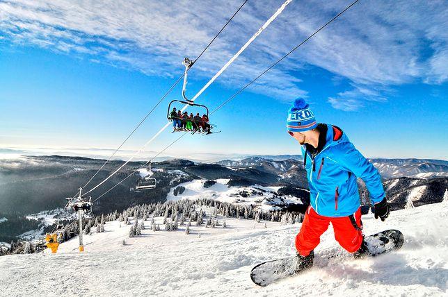 Start sezonu narciarskiego na Słowacji. Szusować można od 1 grudnia