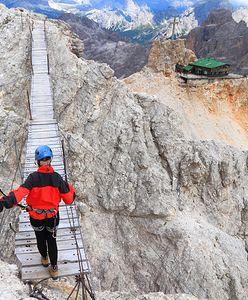7 przerażających mostów na świecie