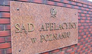 Mężczyzna podpalił się po usłyszeniu wyroku w poznańskim sądzie
