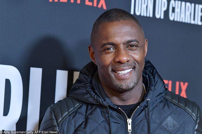 Idris Elba uratował życie kobiety podczas spektaklu