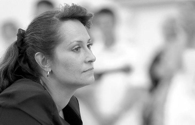 Nie żyje Barbara Falandysz