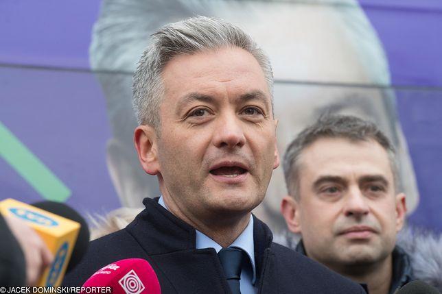 Biedroń zdradza, jaka będzie pierwsza decyzja Wiosny... jeśli wejdą do Sejmu