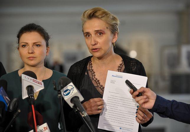Joanna Scheuring-Wielgus zastanawia się nad opuszczeniem partii