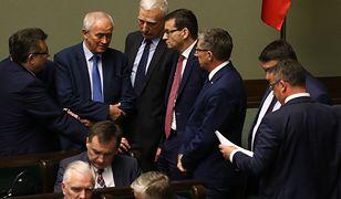 Do zwolenników rządu Mateusza Morawieckiego zalicza się 38 proc. Polaków