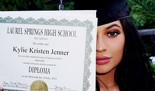 Kylie Jenner Diploma