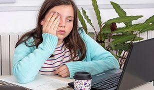 Nastolatki spędzają  w szkole blisko 40 godzin w tygodniu. Od czasu do czasu nawet prymusi potrzebują dnia wolnego.