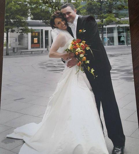 Anna Kalczyńska świętuje dziesiątą rocznicę ślubu. Pochwaliła się uroczym zdjęciem