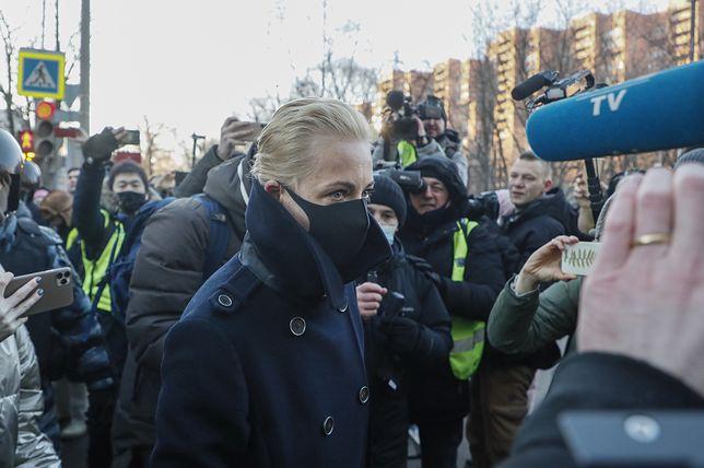 Proces Nawalnego. W sądzie dyplomaci z 20 krajów