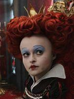 Helena Bonham Carter znów na czerwono