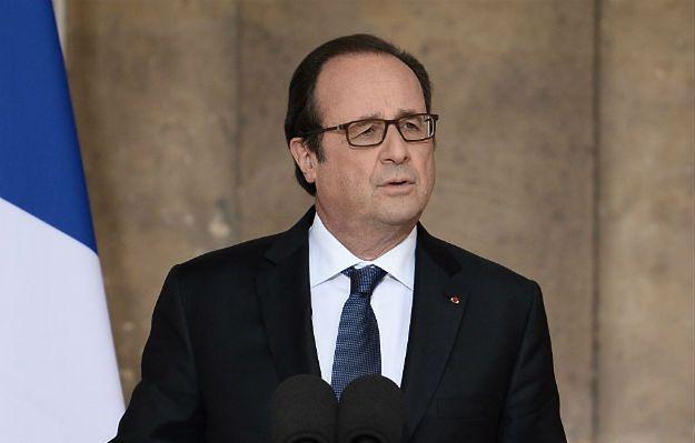 Francois Hollande potwierdza likwidację obozowiska w Calais, apeluje do Londynu
