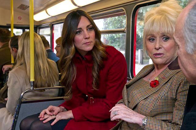 Kate i William zrobili londyńczykom niespodziankę - zdjęcia