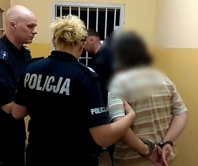 Śmierć Ukraińca. Grażyna F. w rękach policji