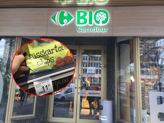 14 listopada został otwarty pierwszy w Polsce Carrefour Bio.