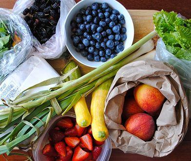 Zdrowy styl życia w dużej mierze opiera się na pełnowartościowej diecie