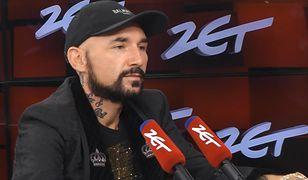 "Patryk Vega odsłonił kulisy filmu ""Polityka"""