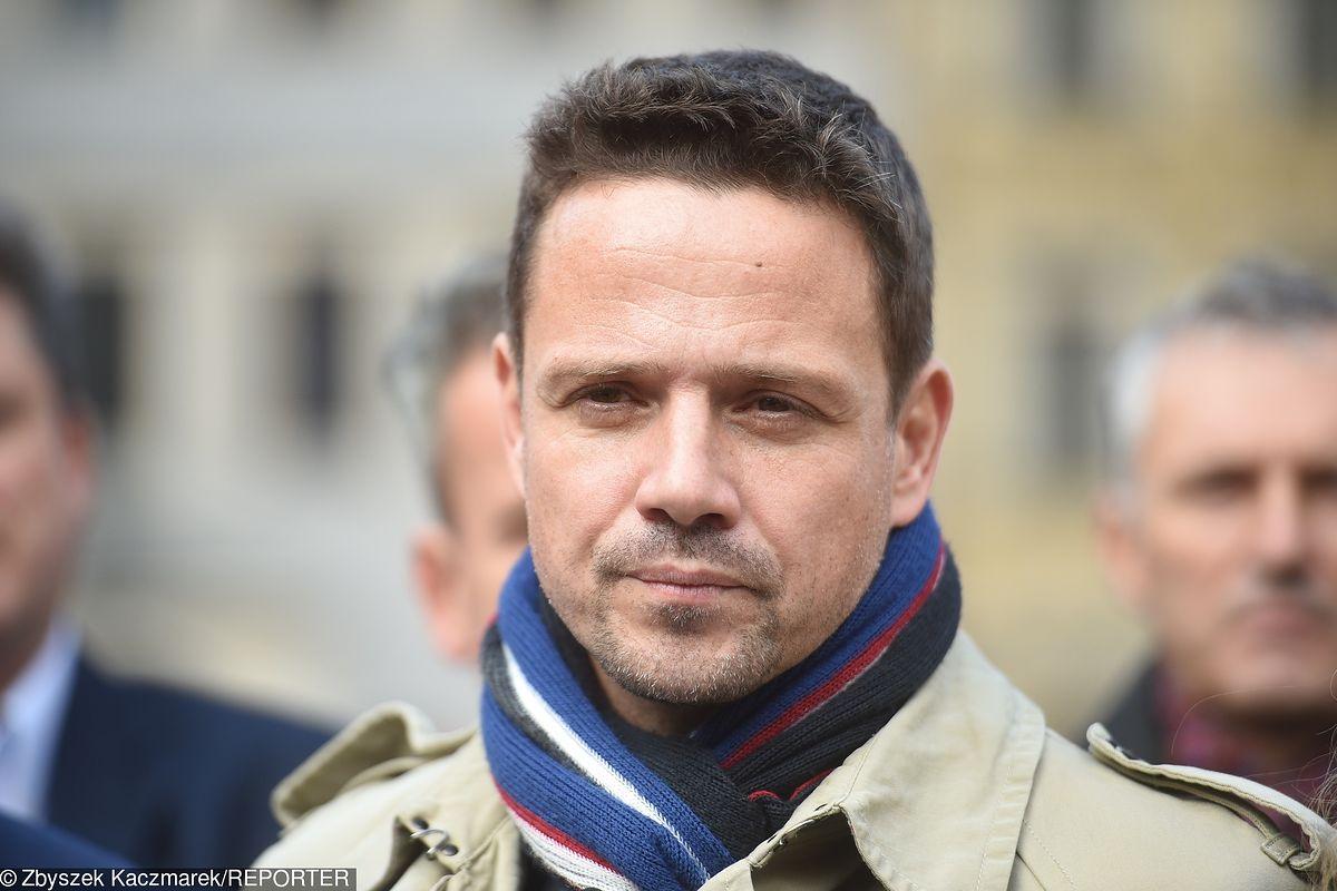 """Trzaskowski przedstawił całościowy program dla Warszawy. """"Nie wystarczą triki kampanijne"""""""