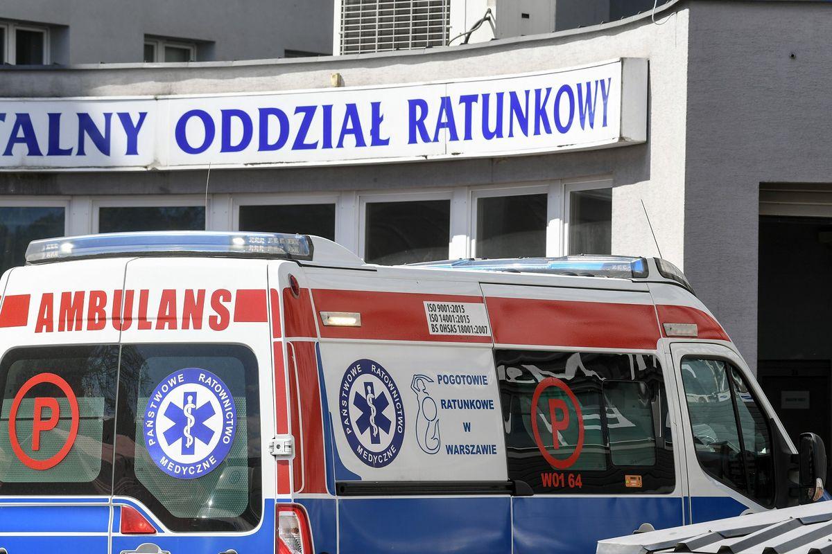 Warszawa. Sytuacja w służbie zdrowia jest niepokojąca