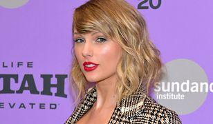 Taylor Swift popiera Joe Bidena