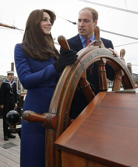 Ulubionym kolorem Kate jest niebieski