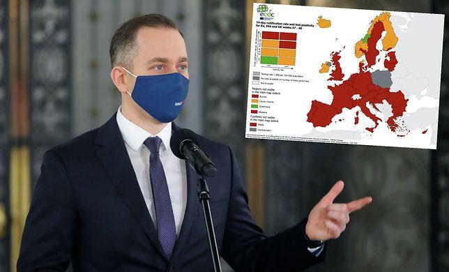 Koronawirus. Dane z Polski niewiarygodne? Europejska agencja wyjaśnia