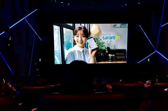 Pierwsze od 123 lat kino, w którym nie ma projektora