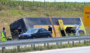 Wypadek w Serbii. Kierowca, który prowadził autokar, zatrzymany na 48 godzin