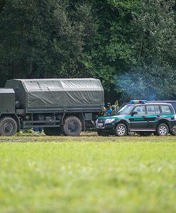 Konwój utknął na granicy. Marcin Przydacz: faktyczne intencje władz Białorusi