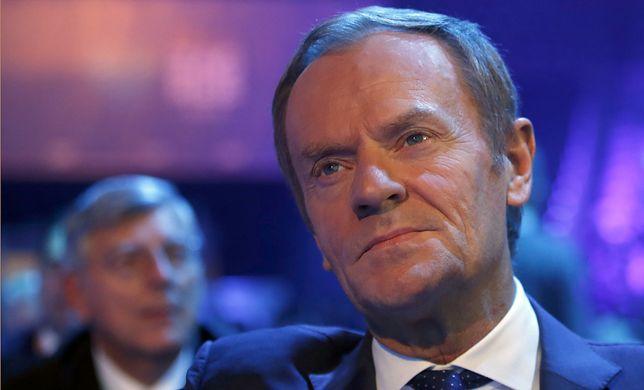 Zagrzeb. Donald Tusk wybrany nowym przewodniczącym Europejskiej Frakcji Ludowej