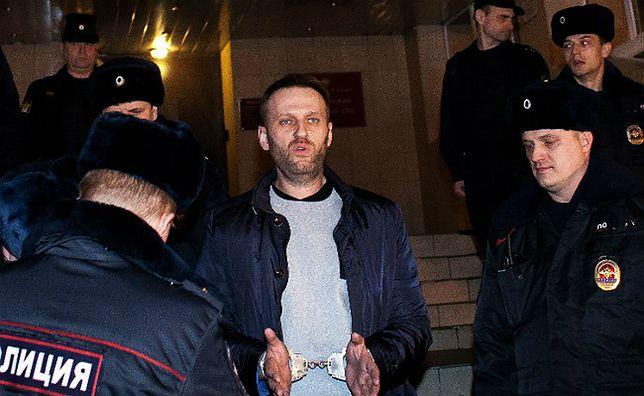Decyzja sądu: Nawalny nie weźmie udziału w pogrzebie Niemcowa