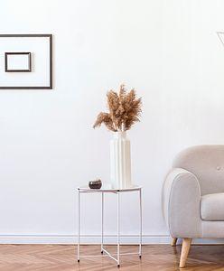 Stoliki w nowoczesnym stylu. Do minimalistycznych wnętrz