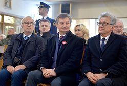 Marek Kuchciński latał nie tylko z rodziną. Na pokładzie m.in. Zdzisław Krasnodębski i Stanisław Piotrowicz
