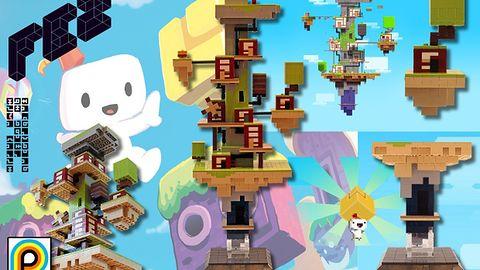 Małe niesamowitości: LEGO Fez