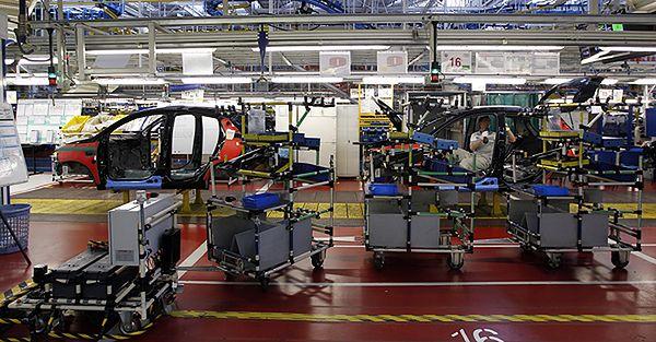Niepokój pracowników w fabryce Fiata w Tychach. Będą kolejne masowe zwolnienia?