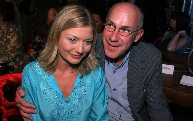 Edyta Olszówka i Piotr Machalica, 2005 r.