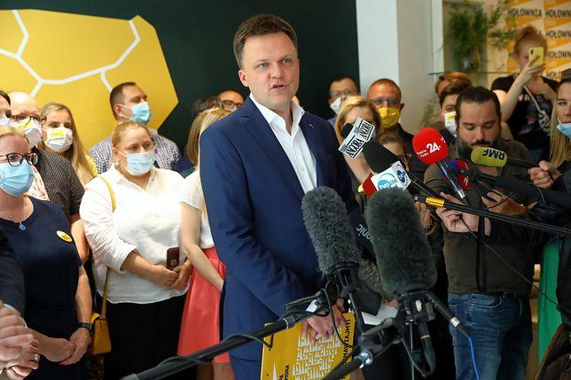 """Wybory 2020. Rozmowa Rafała Trzaskowskiego z Szymonem Hołownią. """"To pomoże wielu wyborcom"""""""