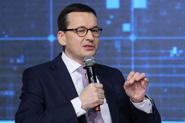 """Mateusz Morawiecki w nowym klipie rządu. Mówi o """"Polsce marzeń"""""""