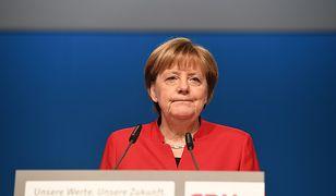 """""""Sueddeutsche Zeitung"""": zamach rozstrzygnie o politycznej przyszłości Merkel"""
