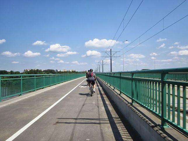 Z Młocin do Białołęki (wycieczka rowerowa)