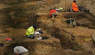Cytadela Warszawska. Podczas prac archeologicznych odkryto groby i szczątki 80 osób