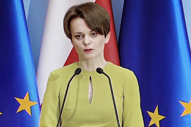 Jadwiga Emilewicz zapowiada zmiany w tarczy antykryzysowej